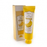 Крем для рук с экстрактом банана FarmStay (Фармстей) I Am Real Fruit Banana Hand Cream, 100 мл