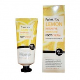 Крем для ног Farmstay (Фармстей) Lemon Intensive Moisture Foot Cream, 100 мл