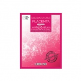 Маска для лица тканевая с плацентой Lebelage Placenta Natural Mask, 23 гр