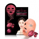 Mаска гидрогелевая для лица с рубином Scinic Red Ruby Hydrogel Mask, 1 шт.