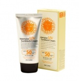 Солнцезащитный крем 3W Clinic (3Д Клиник) Intensive UV Sun Block Cream SPF50+ PA+++ , 70 мл