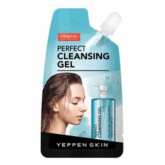 Гель для умывания Yeppen Skin (Dermal) Perfect Bubble Cleanser, 20 мл