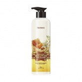 "Гель для душа ""Мед и жасмин"" Deoproce (Деопрос) Healing Mix&Plus Body Cleanser Honey White Jasmine, 750 мл"