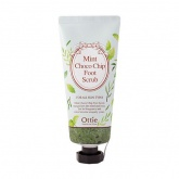 Скраб для ног с ароматом мяты Ottie Mint Choco Chip Foot Scrub, 80 мл