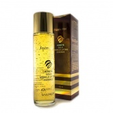 Лифтинг эссенция с золотом и экстрактом мёда FarmStay Honey & Gold Wrinkle Lifting Essence, 130 мл
