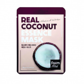 Маска для лица тканевая с экстрактом кокоса FarmStay Real Coconut Essence Mask, 23 гр