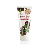 Пилинг-гель для лица с экстрактом ягод асаи Food a Holic Acai Berry Moisture Skin Soft Peeling Gel, 180 мл
