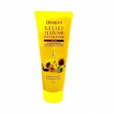Скраб для тела Deoproce (Деопрос) Relief Perfume Body Scrub Wash - Sunflower Oil, 200 мл