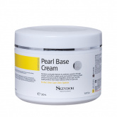 Крем-основа для нанесения гипсовой маски Skindom (Скиндом) Gypsum Pearl Base Cream, 500 мл