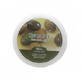 Крем для лица и тела с экстрактом оливы Deoproce (Деопрос) Natural Skin Olive Nourishing Cream, 100 мл