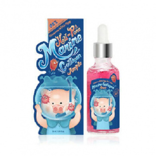 Сыворотка для лица с морским коллагеном Elizavecca (Елизавекка) Witch Piggy Hell Pore Marine Collagen Ample, 50 мл
