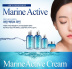 Тоник для лица с гиалуроновой кислотой и керамидами The Skin House Marine Active Toner, 130 мл